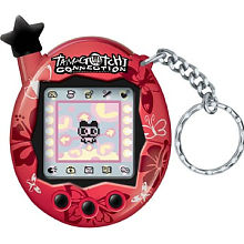 red tamagotchi