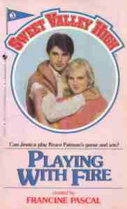 playing with fire sweet valley high