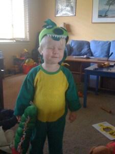 toddler dragon costume