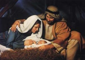 jesus birth mary and joseph