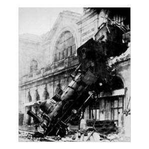 gare montparnasse train wreck 1895