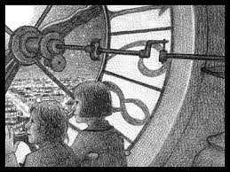 hugo cabret clock