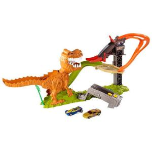 hot wheels ramp tyrannosaurus rex
