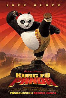 kung fu panda jack black