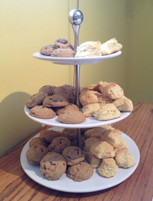 cookies and scones