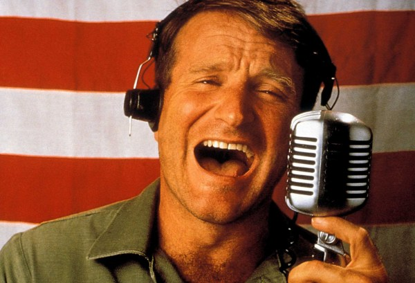 1 robin williams good morning vietnam