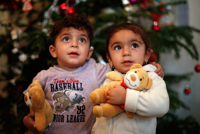 christmas-refugees-germany
