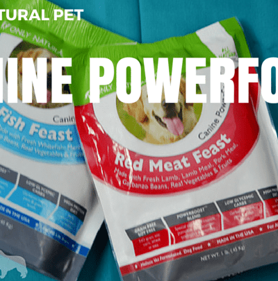 Power Your Pooch with PowerFood