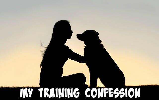TrainingConfession