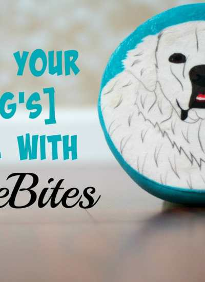 Voice Your [Dog's] Style With #PrideBites