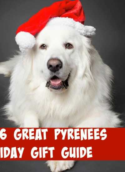 2016 Great Pyrenees Holiday Gift Guide