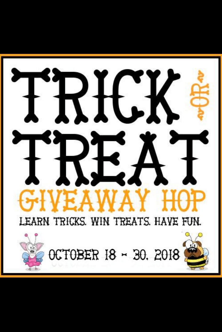 Trick or Treat Giveaway Hop   Show Your Belly