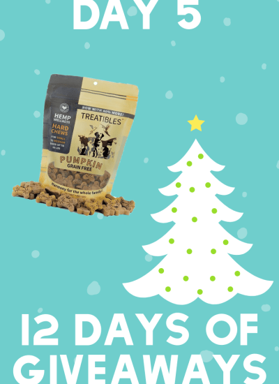 12 Days of Giveaways | Day 5