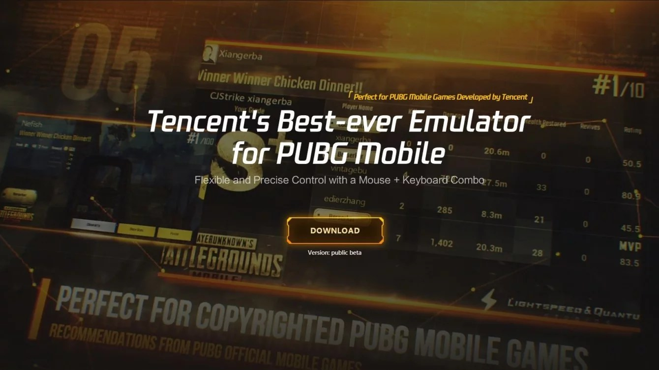 pubg mobile pc game download for free