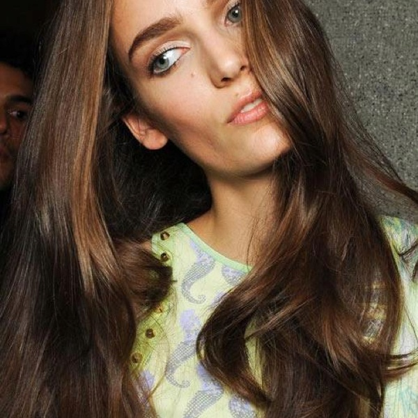 chestnut-hair color trend