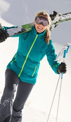 ski wear winter wear