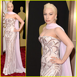 lady-gaga-metallic-goddess-on-the-oscars-2014-red-carpet