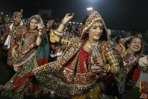 Navratri 2015 latest trends in Dressing and Styling