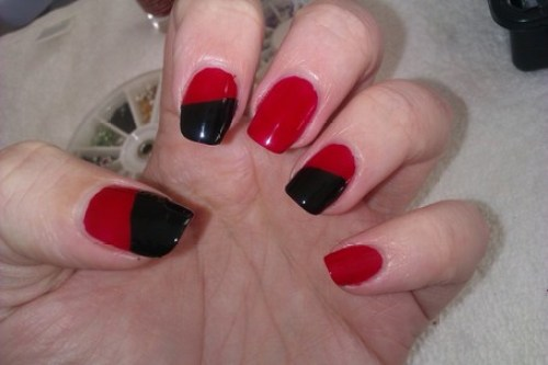 Simple nail art designs that steal all the attention - Simple nail polish designs at home ...