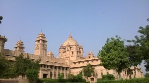 Grandeur of Royal Rajasthan, Umaid Bhavan Palace, Jodhpur