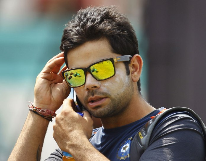 Virat-Kohli-New-HD-Wallpaper in goggles