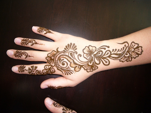 Mehndi Arabic Designs book latest 2015