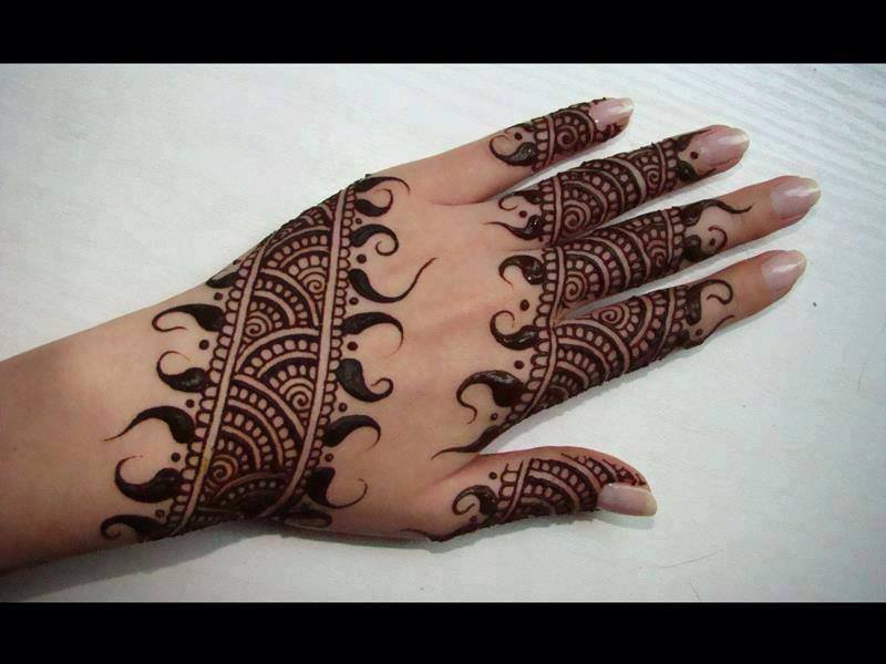 urus mehndi designs for eid ul fitr 2015
