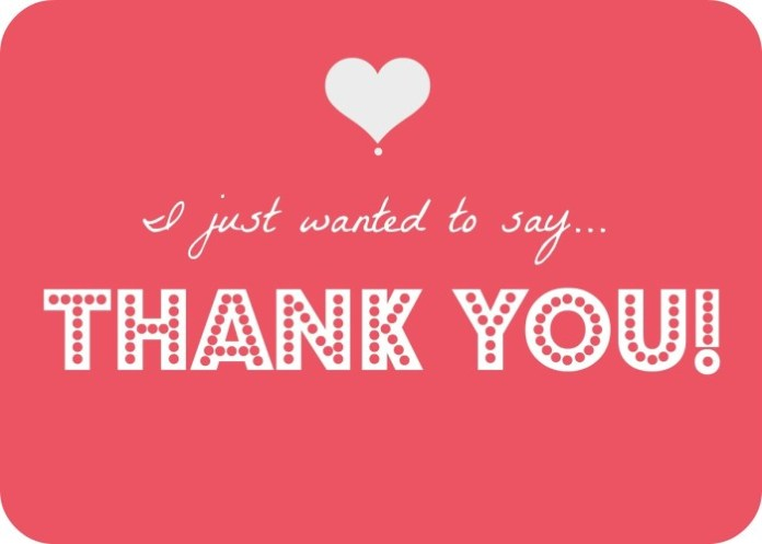 thank you images and quotes