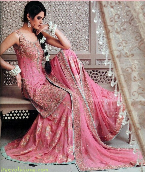 Bridal dresses pakistani