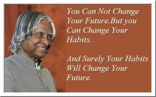 abdul kalam quotes on education-min