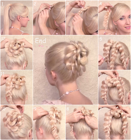 braided-flower-bun-hairstyle2