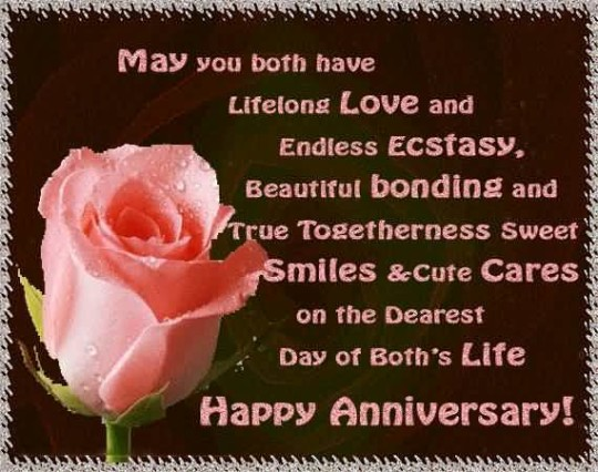 Latest Happy Wedding Anniversary Wishes Images For Sister Hd
