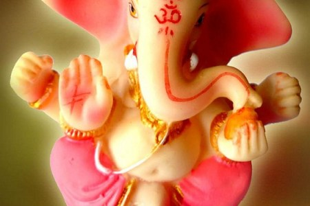 Top 30 Ganpati Cartoon Images HD Wallpapers Latest Pictures Adorable lord Ganesha idol  people use it as car piece for positive energy  while on road