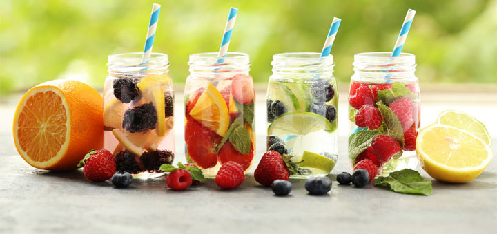 Top 5 Detox Water Recipes To Lose Weight - Itsevalicious