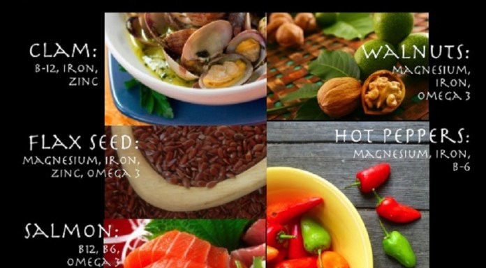 depression_health Five best foods that fight with depression