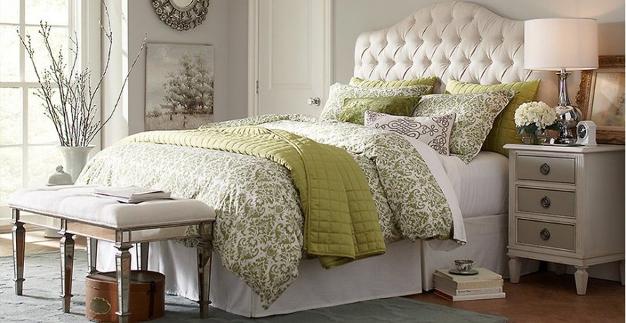 Faye Duvet Set & Cary Quilt Set Birch Lane from Wayfair
