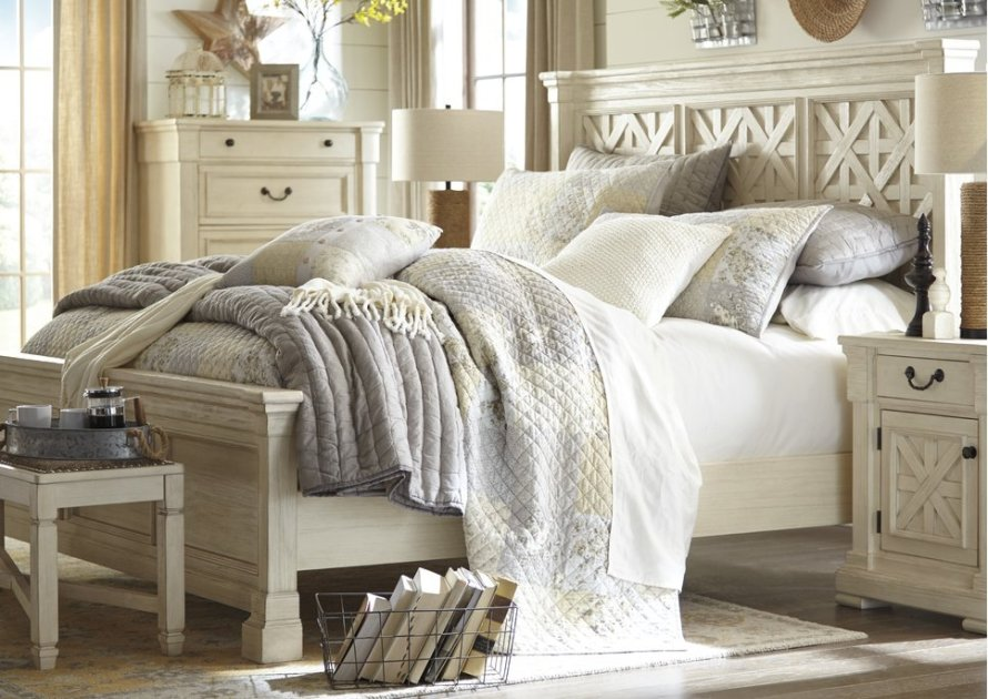 Lark Manor Cottage Country Bedroom from Wayfair