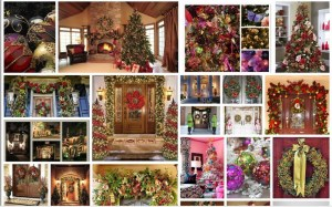Ever Christmas Decoration Staging