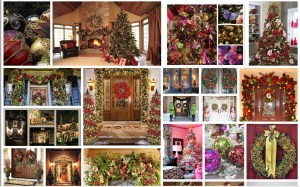 Christmas Décor Staging/Styling