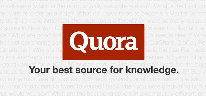 Quora - Itsfacile