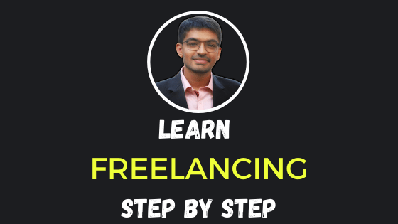 step by step guide to become a freelancer