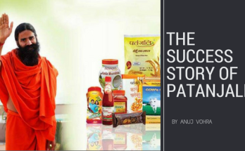 Success story of Patanjali - Itsfacile