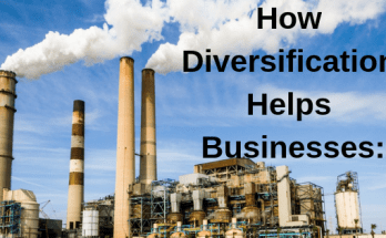 why giant companies diversify business
