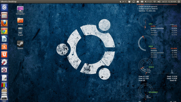 How To Install and Use Conky in Ubuntu Linux - It's FOSS