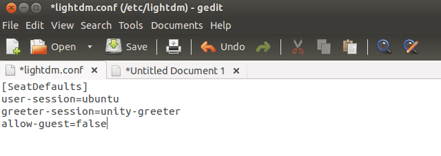 How To Disable Guest Account In Ubuntu - It's FOSS