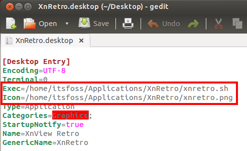 Add XnRetro in Ubuntu Unity