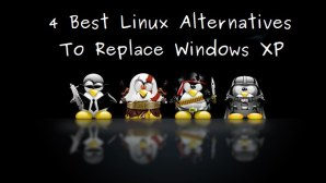 best linux alternatives to replace Windows XP