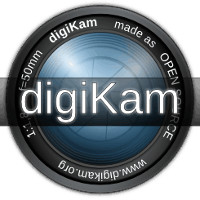 digikam linux camera app