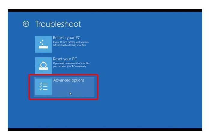 How To Disable UEFI Secure Boot In Windows 8 & 8 1 - It's FOSS