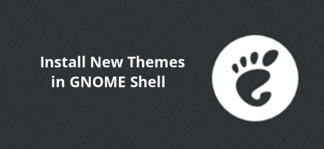 Install new themes in Gnome Shell in Ubuntu 14.04